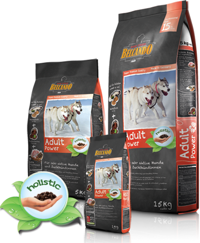 Belcando Adult Power Hundefutter