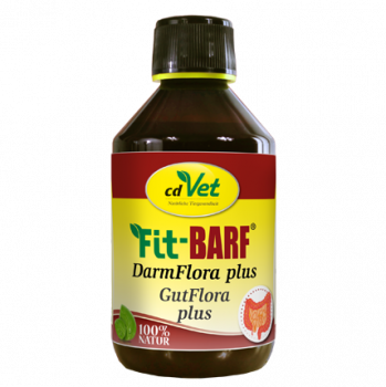 CD Vet - Fit-BARF DarmFlora plus 100ml / 250ml