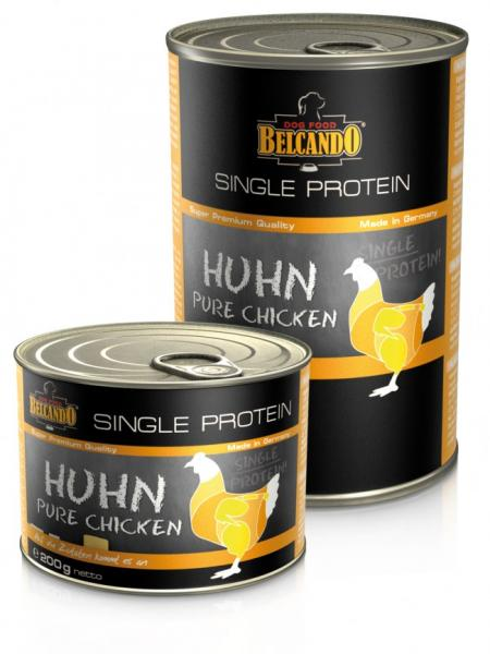belcando single protein dosen huhn