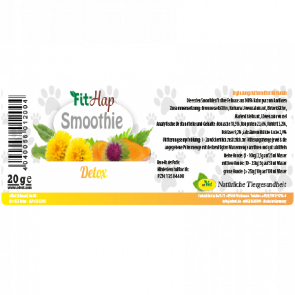 CD Vet - Smoothie Detox
